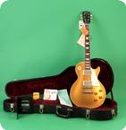 Gibson Les Paul Standard R7 2008 Gold