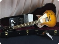 Gibson Les Paul Jimmy Page Aged Signature 2009 Tom Murphy Aged Sunburst