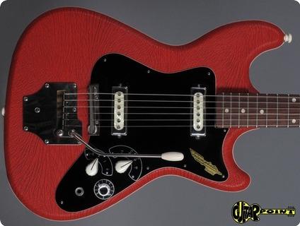 Klira Triumphator 1965 Red Vinyl