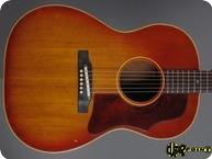 Gibson B 25 wide Neck 1965 Cherry Sunburst