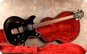 Guild Starfire 2 Bass 1973 Black