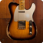 Fender Telecaster 2015 Two Tone Sunburst