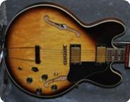Gibson ES 345 TD. 1975 Sunburst