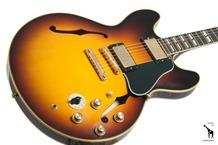 Gibson 1964 ES 345TD 2015 Historic Burst