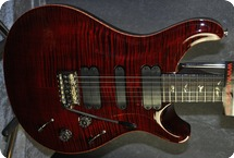 Paul Reed Smith PRS Model 513 Super 10 Top 2008 Black Cherry
