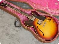 Gibson ES 335 TDC 1960 Sunburst