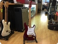 Fender Stratocaster USA THE STRAT 1981 Candy Apple Red