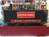 Simms Watt AP100 Watt Mk2 Red Panel Red