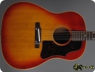 Gibson J 45 1962 Cherry Sunburst