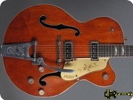 Gretsch 6120 Chet Atkins 1957 Orange