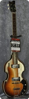 Hofner Violin Bass Model 500/1b 1967 Sunburst