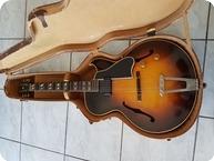 Gibson ES175 1953 Sunburst