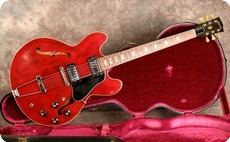 Gibson ES335 TDC 1974 Cherry Red