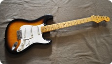 Fender Custom Shop Relic 1956 Stratocaster 2004 Two Tone Sunburst