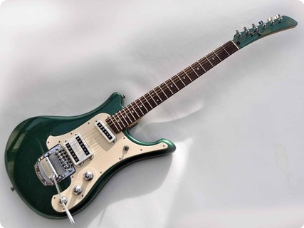 Yamaha Sgv 300 2000 Green