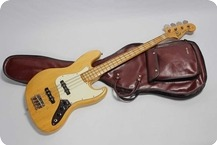 Greco Jazz Bass JB 600 1978 Natural