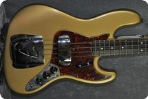 Fender Jazz Bass Incl CITES Certificate 1965 Shoreline Gold