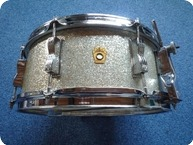 Ludwig Classic Snare 1960 Silver Sparkle