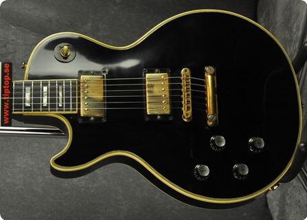 Gibson Les Paul Custom Only 4,16kg! 1973 Black Nitrocellulose