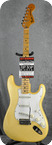 Fender Stratocaster lightweight 1975 Olympic White Yellowed