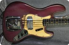 Fender Jazz Bass Incl CITES Certificate BRAZILIAN Rosewood 1965 Sonic Blue