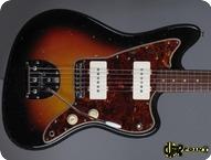 Fender Jazzmaster 1961 3 tone Sunburst