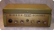 Binson ECHOREC 2 T5E 1958