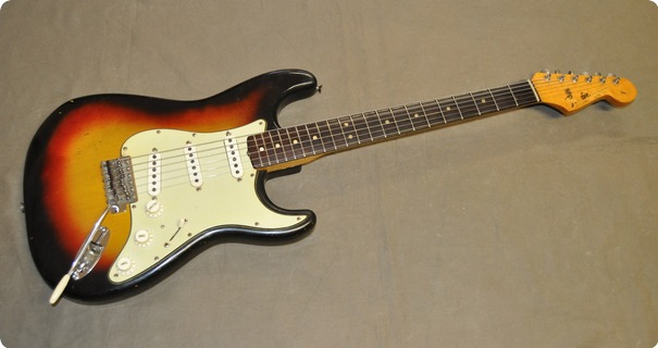 Fender Stratocaster 1964 Sunburst