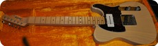 Fender Telecaster LAPSTEEL 1 Of 4.Prototype 1995 Blonde Nitrocellulose