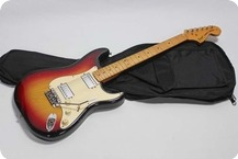 Greco Sparkle Sounds Strat SE 600 Humbucker Pickups 1977 Sunburst