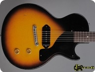Gibson Les Paul Junior 34 1957 Sunburst