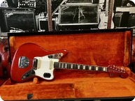 Fender Jaguar 1968 Candy Apple Red