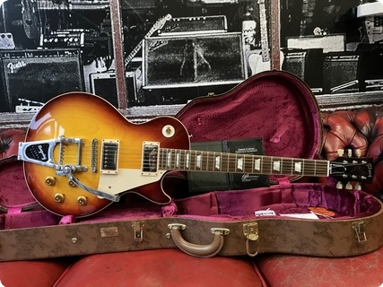 Gibson Custom Shop '58 Les Paul Bigsby 2012