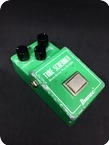Ibanez TS808 Tube Screamer Vintage R Logo With Chip Malaysia Green