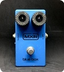 Mxr Blue Box 1978 Blue