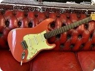 Bravewood 63 Relic Stratocaster 2017
