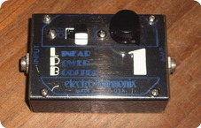 Electro Harmonix LPB 1 Linear Power Booster 1970 Metal Box