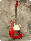 Fender Jaguar 62 Reissue 2008 Candy Apple Red