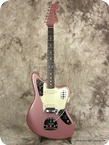 Fender Jaguar 62 Reissue 2008 Burgundy Mist
