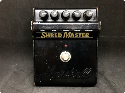 Marshall Shred Master Distortion/overdrive