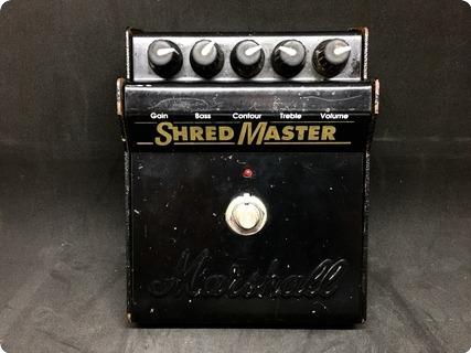 Marshall Shred Master Distortion/overdrive