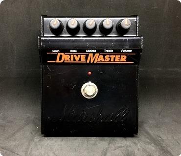 Marshall Drive Master Overdrive Distortion