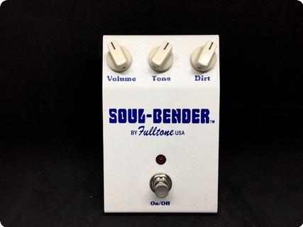 Fulltone Soul Bender First Version