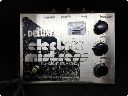 Electro Harmonix Deluxe Electric Vintage Mistress, 1978