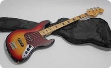 Greco Jazz Bass JB 500 1977 Sunburst