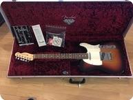 Fender Telecaster Standard USA 60th Anniversary Diamond 2006 Sunburst