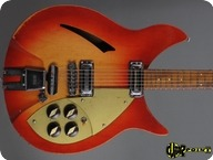 Rickenbacker Capri 335 1960 Fireglo
