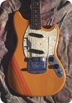 Fender Mustang Competitions Matching 1969 Yellow Orange