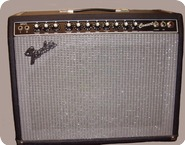 Fender Concert II 1983 Black Face