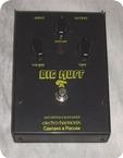 Electro Harmonix BIG MUFF USSR 1990 Black
